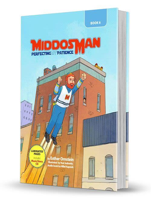 MiddosMan - Volume 6