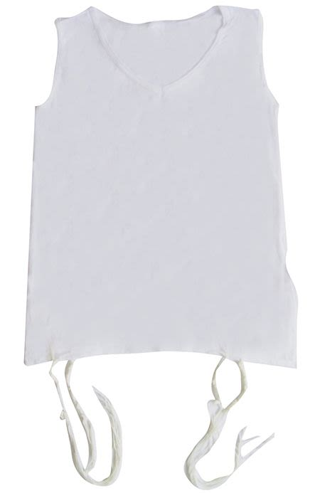 Tzitzit - Large, White, Thick Threads