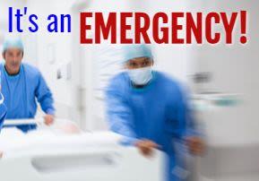 It's an Emergency!