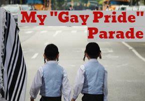 """My """"Gay Pride"""" Parade"""