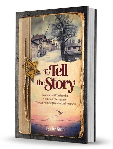 To Tell the Story - Memoirs of Hope, Faith, and Courage