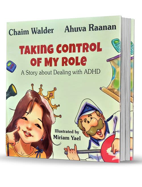 Taking Control of My Role - Dealing with ADHD