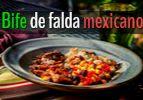 Bife de falda mexicano