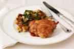 Date & Honey-Glazed Chicken Thighs