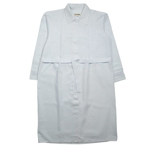 White Robe (Kittle) - No Embroidery, Size M