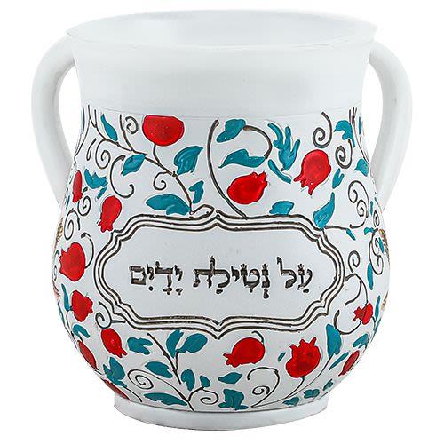Handwashing Cup from Polyresin