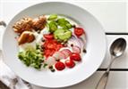 Lox and Everything Bagel Yogurt Bowl