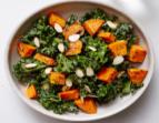 Sweet Potato and Kale Salad