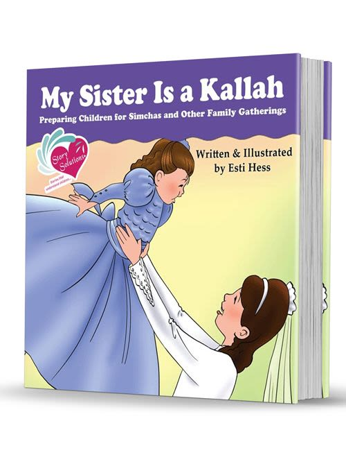 Story Solutions #8 - My Sister Is a Kallah