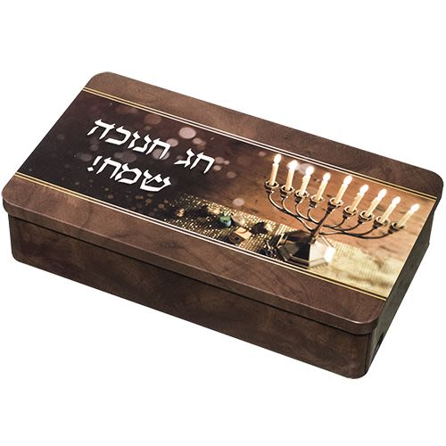 Chanukah Kit with Candles and Matches