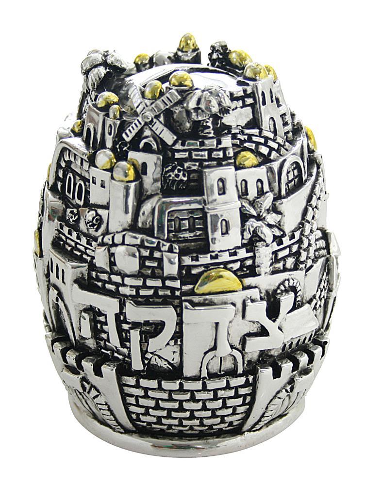 """Caja de Tzedaká """"Jerusalén"""""""
